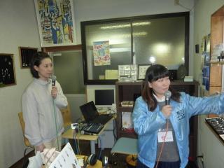 【チタンアクセサリー レジエ】突撃!生ラジオ出演